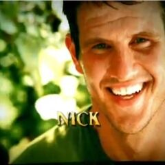 Nick's photo in the opening.