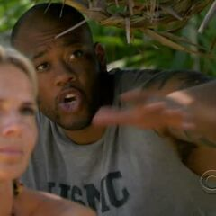 Shamar arguing with Reynold.
