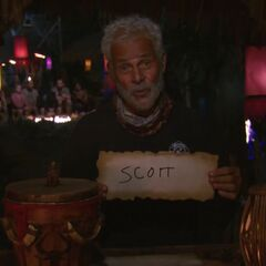 Joe votes against Scot for the second time.