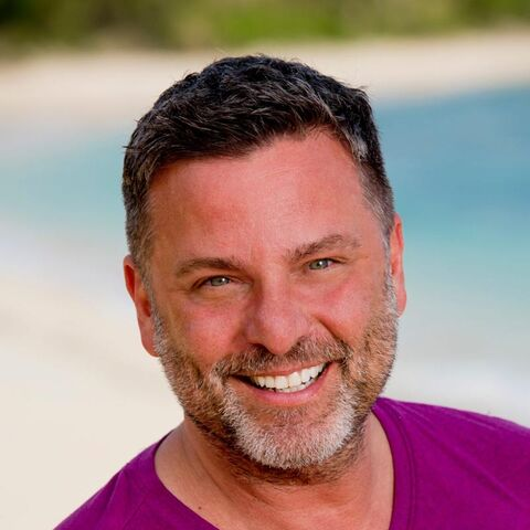 Jeff's Alternate promotional photo for <i>Survivor: Game Changers</i>.