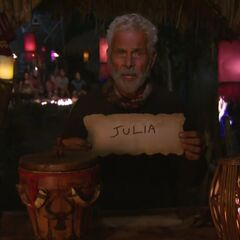 Joe votes against Julia for the second time.