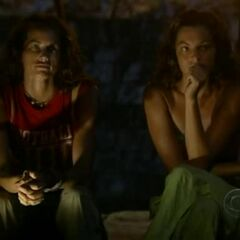Danni and Stephenie in the <a href=