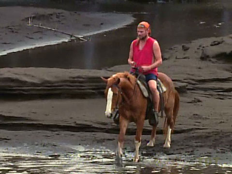 File:Chris on a horse.jpg