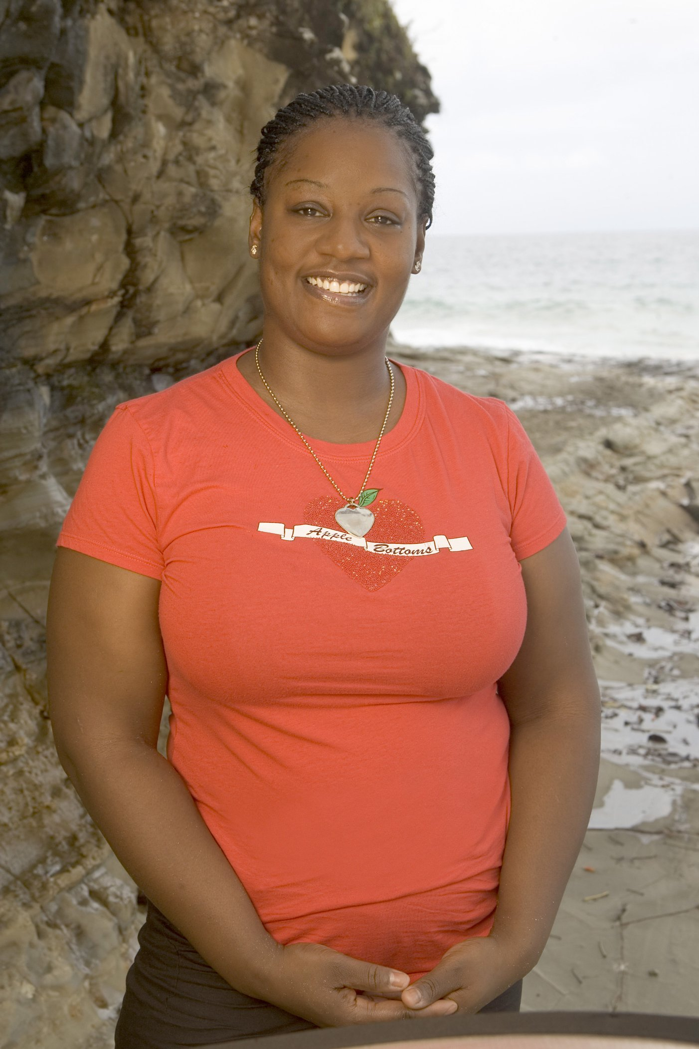 Cirie Fields from Survivor