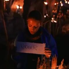 Amber's last vote.