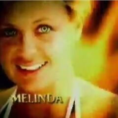 Melinda's photo in the opening.