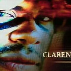 Clarence's second shot in the opening.