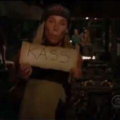Trish votes against Kass.