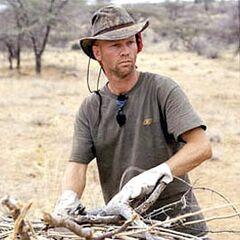 Frank at Samburu.
