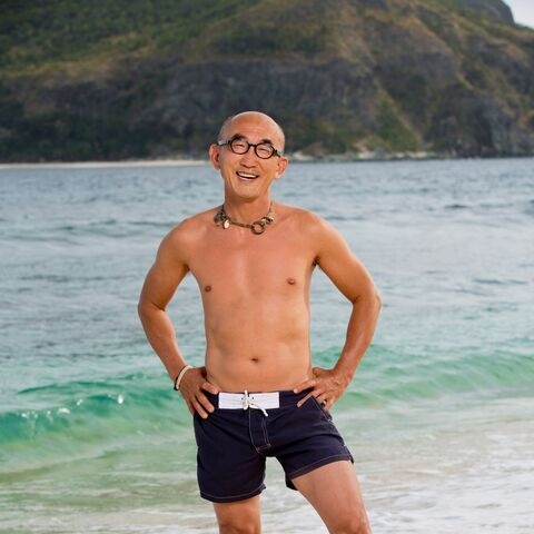 Tai's Alternate promotional photo for <i>Survivor: Game Changers</i>.