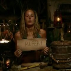 Candice's last vote.