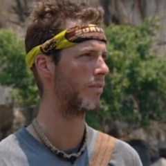 Mitchell at his last Immunity Challenge, <i><a href=