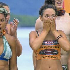 Tasha and her tribe shocked about <a href=