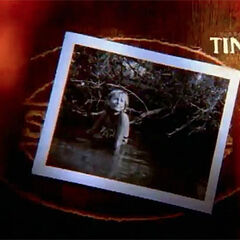 Tina's second photo in the opening.