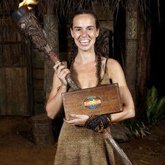 Kristie is the winner of <a href=