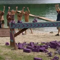 Bikal wins the Immunity Challenge.