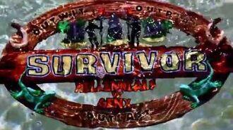 Survivor S33 Millennials vs. Gen X - Official FULL Intro
