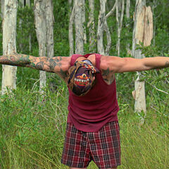 Jason competes in <i>This Much</i> for immunity.