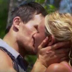 |Jon kissing Jaclyn immediately after the <a href=