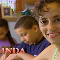 Linda is introduced to the show.