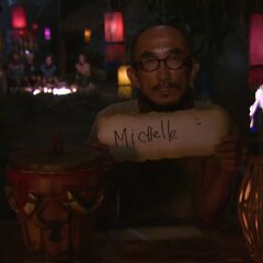 Tai votes against Michele.