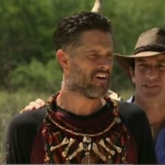 Terry wins his fourth immunity in a row.