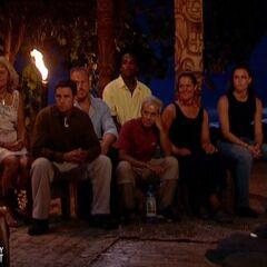 <i>Survivor: Marquesas</i> Jury.