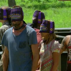 Mike competes in the final five Immunity Challenge, <i><a href=