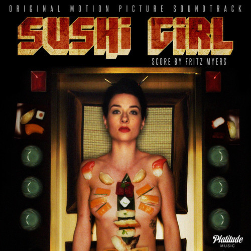 Girl Dressed as Sushi Sushi Girl Soundtrack Cover