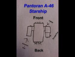Pantoran A-46 Starship