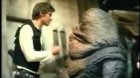 Star Wars Trilogy Special Edition Episode IV A New Hope trailer(1997)