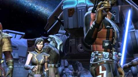 """STAR WARS™ The Old Republic™ - """"Signs of War"""""""
