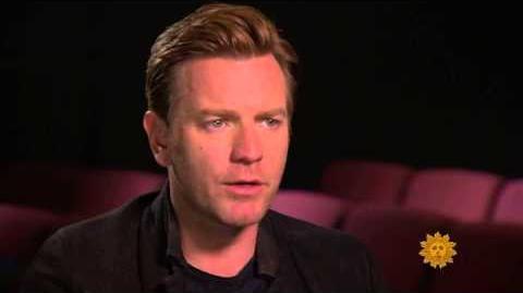"Web extra Ewan McGregor on the new ""Star Wars"" films"