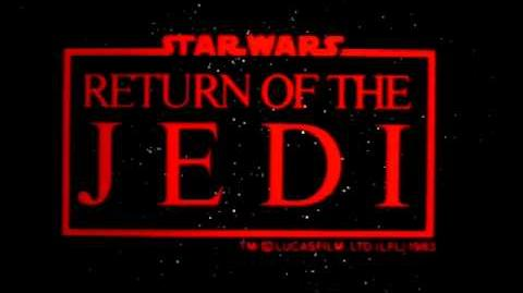 Return of the Jedi - TV Spot 1
