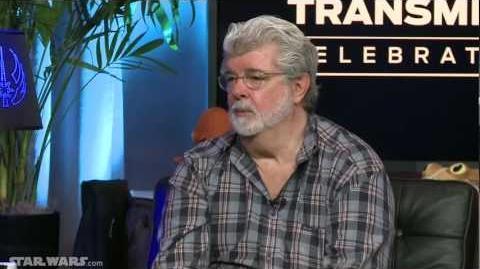 Transmission CVI - George Lucas Interview (Excerpt)