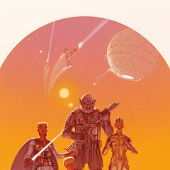 <i>The Star Wars</i> #2, Ralph McQuarrie cover
