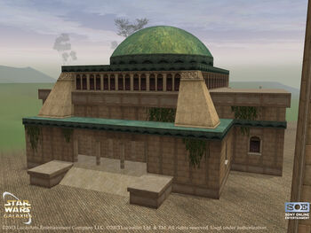 Cityhall naboo front