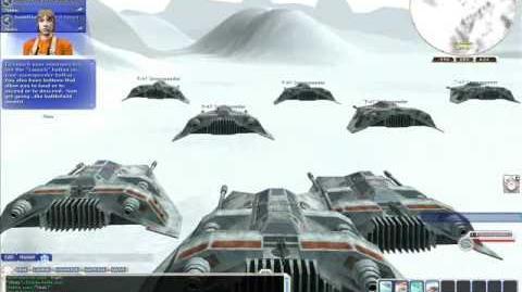 Battle of Echo Base Run