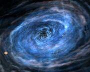 Kessel blackhole