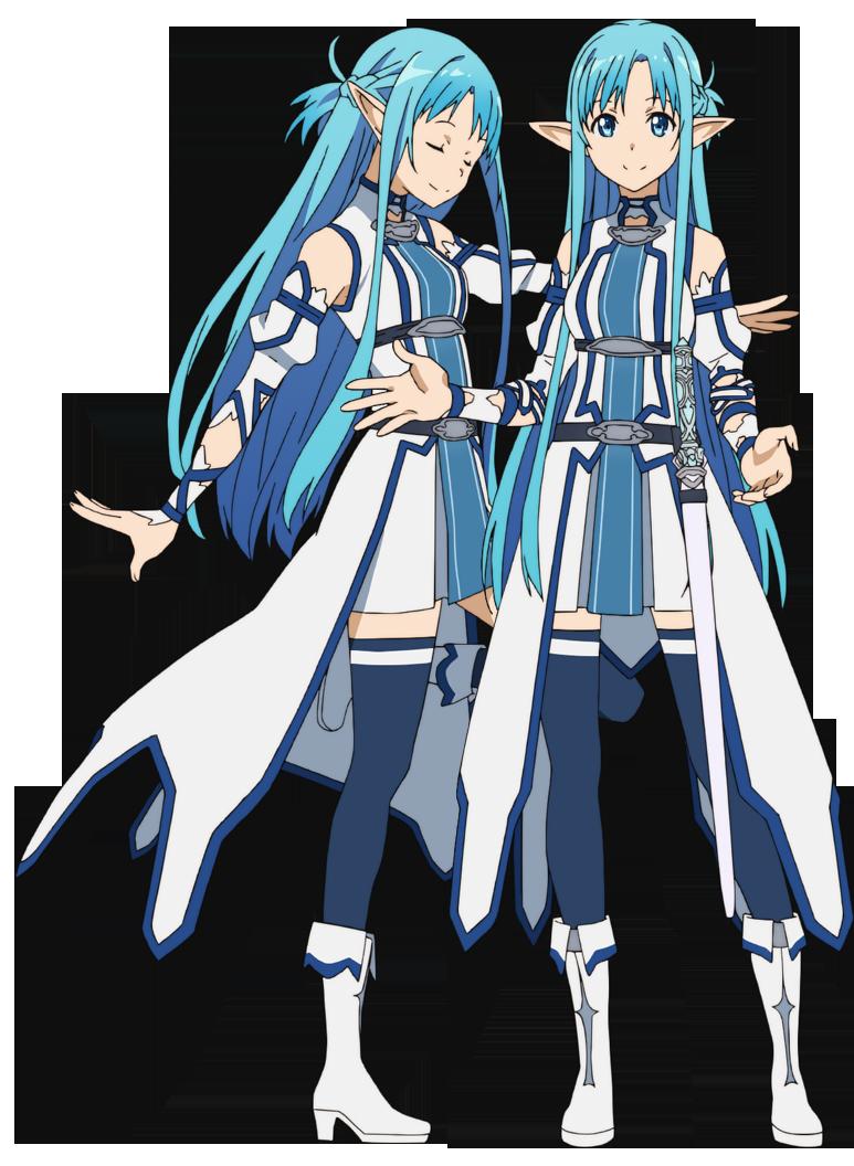 Undine Sao Image - Asuna's Undine...
