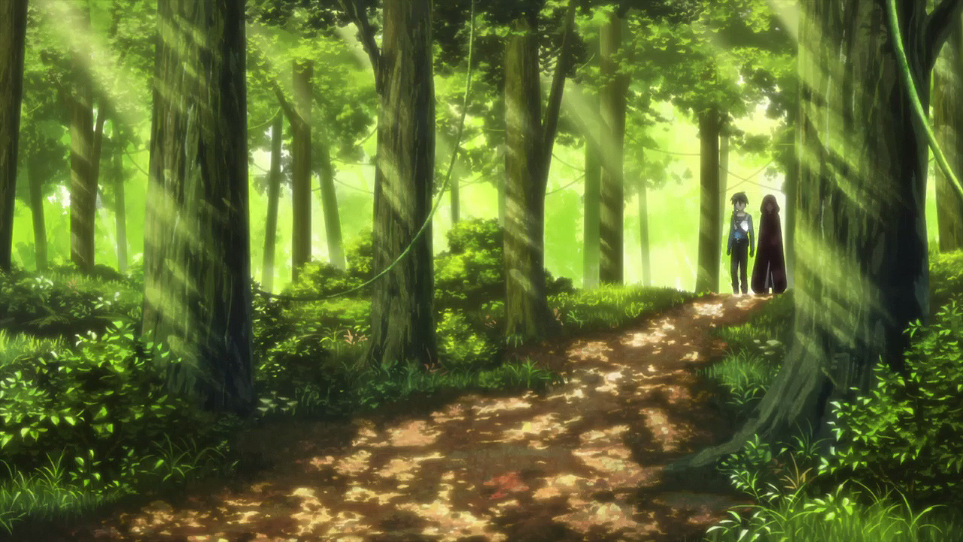 Image - First Floor forest.png | Sword Art Online Wiki ...