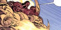 Mandalore the Indomitable's Basilisk war droid