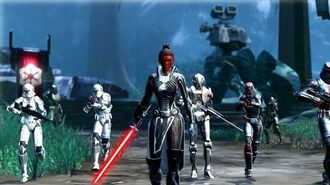 Star Wars The Old Republic – Choose Your Path Trailer