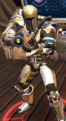 Mandalorian Reaver