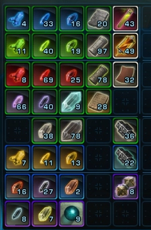 File:SWTOR - materials - crystals and artifacts.jpg