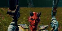 Mandalorian Warrior (Belsavis)