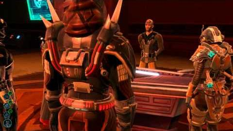 STAR WARS™ The Old Republic™ - Dev Dispatch - Mysteries of Knights of the Old Republic