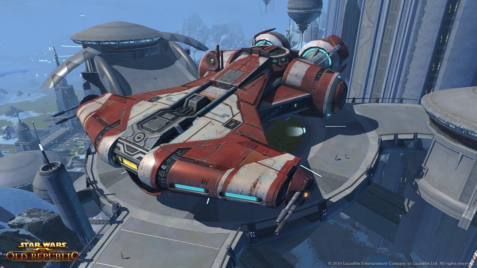 Starship Star Wars The Old Republic Wiki Fandom