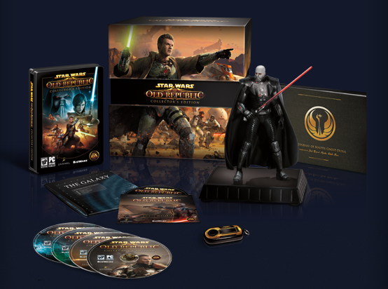 SWTOR Collector Edition