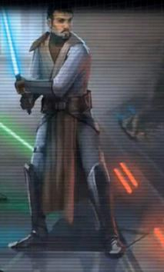 Unidentified male Human Jedi 4 (Capture of Darth Revan)